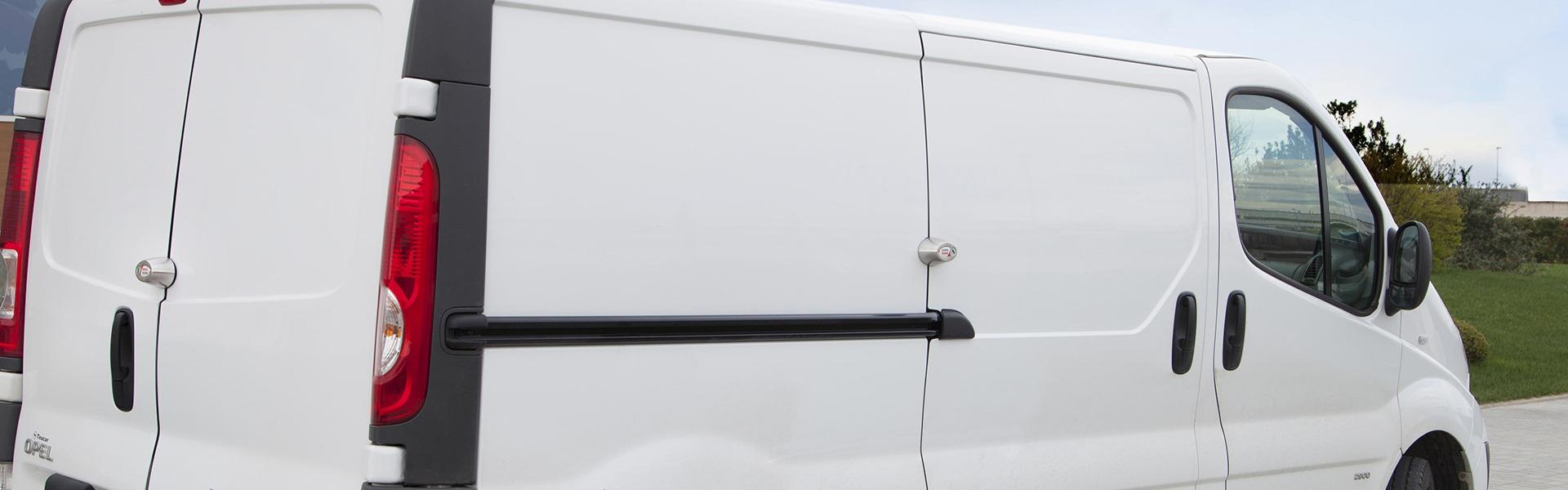 Serrature di sicurezza per furgoni Daken