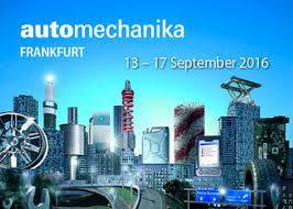 Ariap visita AUTOMECHANICA Frankfurt 2016