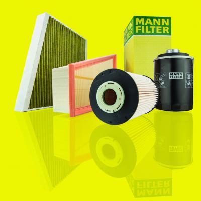 Disponibilità prodotti MANN Filter
