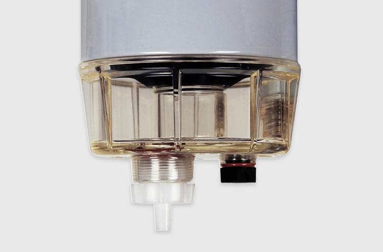 Filtri a vaschetta OEM Donaldson, sistema Racor