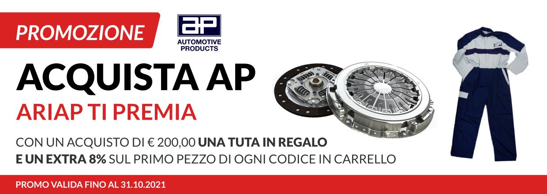 promozione frizioni AP   Ariap ricambi veicoli industriali