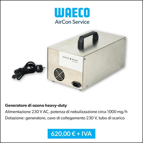 Promozione generatore di ozono 230 v Ariap