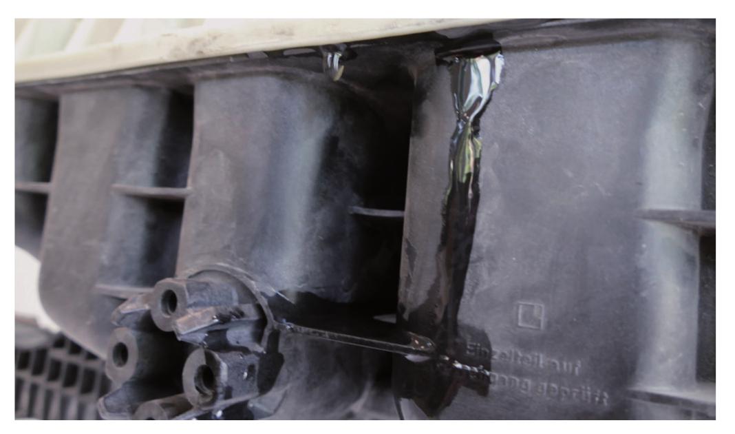 Segnalazione tecnica radiatore mahle